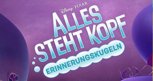 """Disney veröffentlicht neuen Bubble-Shooter """"Alles steht Kopf"""""""