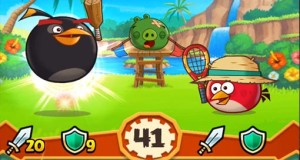 "Heute erschienen: ""Angry Birds Fight!"", ""Threes! Free"", ""Try Harder"", ""Slippy Slopes"", ""Triple Jump"" u.a."