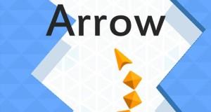 """Arrow: neues Highscore-Spiel von Ketchapp macht ein bisschen auf """"Snake"""""""