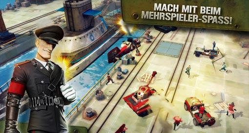 """IAP-Angebote in Gamelofts Online-Shooter """"Blitz Brigade"""" im Angebot"""
