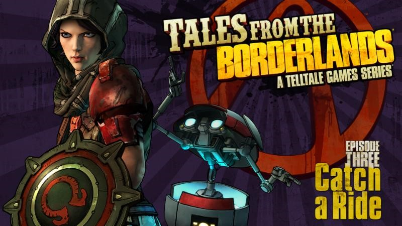 Tales from the Borderlands iOS