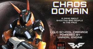 Chaos Domain: kostenloser & schwerer Action-Plattformer mit kostenpflichtiger Revival-Option
