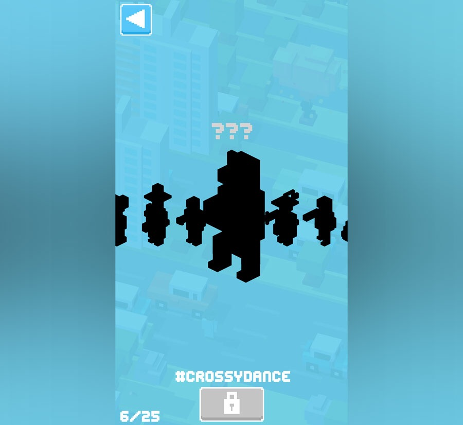 Crossy Road iPhone iPad
