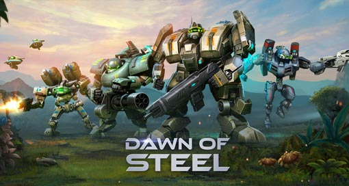 "flaregames kündigt Strategiespiel ""Dawn of Steel"" an"
