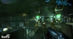 "Neuer Trailer zum SciFi-Shooter ""Dead Effect 2"", Release im September"