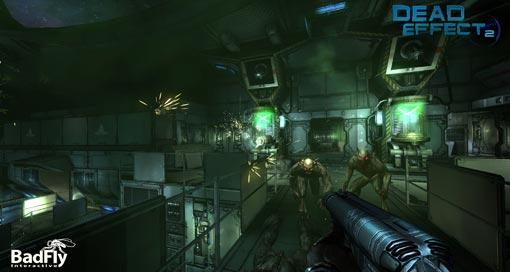 """Neuer Trailer zum SciFi-Shooter """"Dead Effect 2"""", Release im September"""