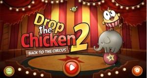 """Neues Physik-Puzzle """"Drop The Chicken 2"""" schon kostenlos"""