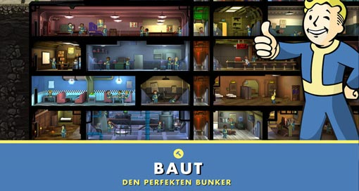 "Erfolgreiches ""Fallout Shelter"" erhält erstes großes Update"