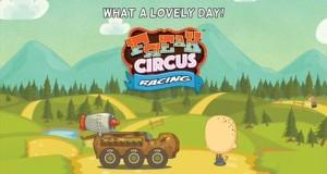 Freak Circus Racing: witziges 2D-Rennspiel als kostenloser Download