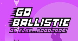 """Highscore-Ballerei """"Go Ballistic"""": alles nur schwarz/weiß"""