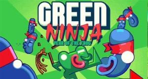 """Nitrome veröffentlicht Action-Puzzle """"Green Ninja: Year of the Frog"""": ein Frosch auf Rachefeldzug"""