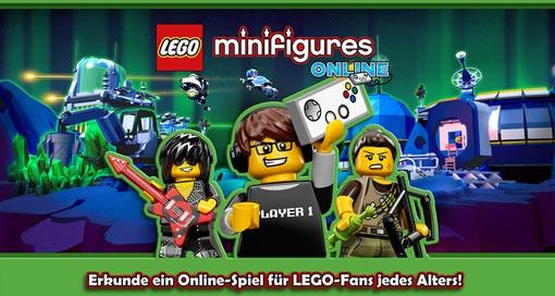 """MMO """"LEGO Minifigures Online"""" im AppStore erschienen"""