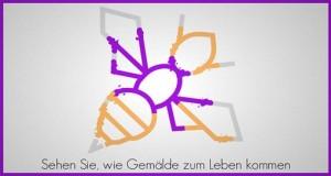 """Neues Premium-Puzzle """"Lines the Game"""": spannendes Wettrennen der Farben"""