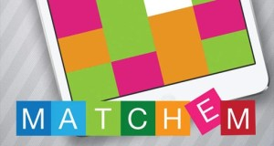 """Match'em! The original and smart matching game"" neu im AppStore: kunterbuntes, hektisches Match-Puzzle"