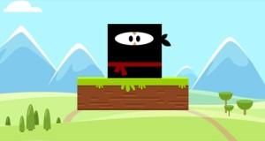 Mini Jump: simples Spielprinzip, viele Charaktere, endlose Plattformen