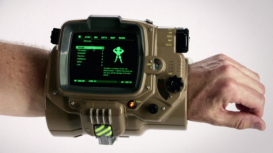 Fallout 4 Pip-Boy iPhone iPad