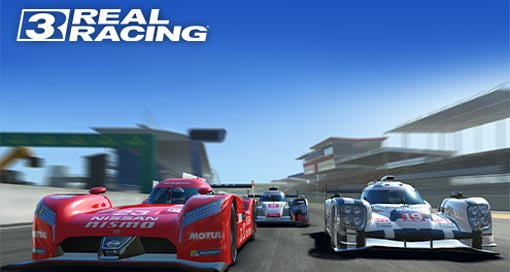 """Real Racing 3"" rast nach Le Mans"