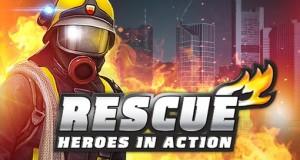 """Feuerwehr-Simulation """"RESCUE: Heroes in Action"""": fummeliger Kampf gegen Feuer und Zeit"""