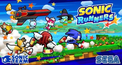 """""""Sonic Runners"""" rennt weltweit in den AppStore"""