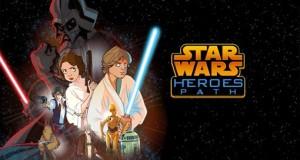 Star Wars – Heroes Path: neues Strategie-Puzzle mit Luke Skywalker, Han Solo und Co
