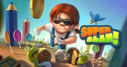 """""""SUPERBLAM! – The Super Hero"""" ist ein klassischer Plattformer im Kinderparadies"""