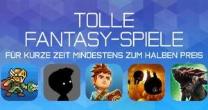 Tolle Fantasy-Spiele im AppStore reduziert