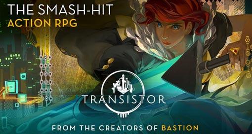 """Action-ROG """"Transistor"""" ist überraschend im AppStore erschienen"""