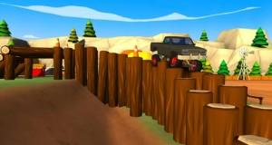 """""""Truck Trials 2: Farm House 4×4"""" erfordert präzises Fahren auf dem Bauernhof"""