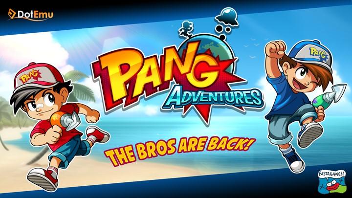 Pang Adventures iPad