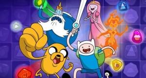 """Puzzle-RPG """"Adventure Time Puzzle Quest"""" jetzt im AppStore erhältlich"""