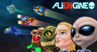 aliengine-ios-space-shooter