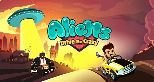"""Durchgeknallter Plattformer """"Aliens Drive Me Crazy"""" erhält Update & ist jetzt Freemium"""