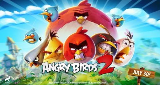 """""""Angry Birds 2"""" kommt am 30. Juli"""