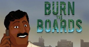 Burn The Boards: der gefährliche Job des Elektroschrott-Recyclings als iOS-Puzzle