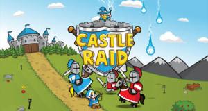 Castle Raid: Strategiespiel für ein bis zwei Spieler heute kostenlos