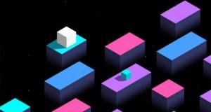 """Cube Jump"" neu von Ketchapp: fast wie ""Crossy Road"" im All"