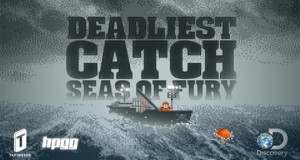 "Arcade-Game ""Deadliest Catch: Seas of Fury"": der anstrengende Job der Krabbenfischer"