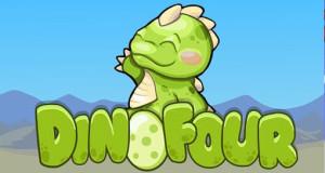 Dinofour: toller Puzzle-Plattformer mit 4 kleinen Dinosauriern
