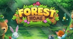 Forest Home: neues Puzzle mit süßen Waldbewohnern