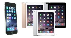 Top-Preise: iPhone 6 & iPad Air 2 mit je 64GB Speicher bei ebay im Angebot