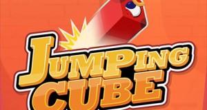 Jumping Cube: Hamster im Glas springt durch den Kühlschrank
