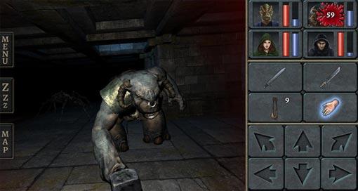 """Dungeon-Crawler """"Legend of Grimrock"""" erobert das iPhone"""