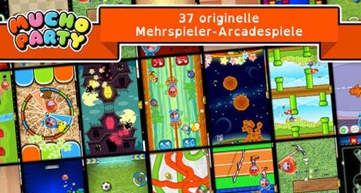 """Multiplayer-Spielesammlung """"Mucho Party"""" kann jetzt kostenlos ausprobiert werden"""