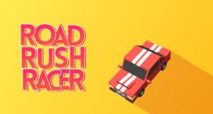 Road Rush Racer: kostenloser Endless-Arcade-Racer aus deutscher Indie-Entwicklung