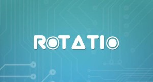"Neues Arcade-Game ""Rotatio"": bloß keinen Drehwurm bekommen"