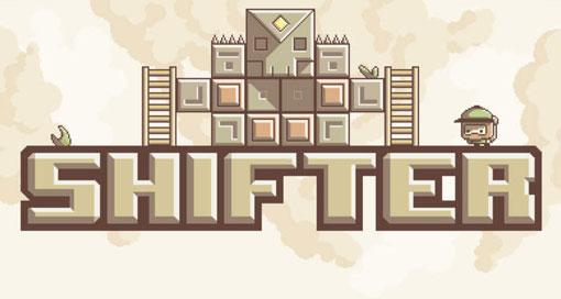"""Im neuen Puzzle-Plattformer """"Shifter!"""" könnt und müsst ihr ganze Levelteile verschieben"""