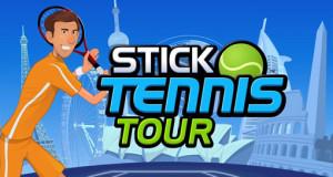 Stick Tennis Tour: solides Tennisspiel mit eingängiger Steuerung