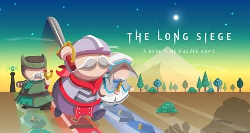 """Puzzle-RPG """"The Long Siege"""" erstmals zum halben Preis laden"""