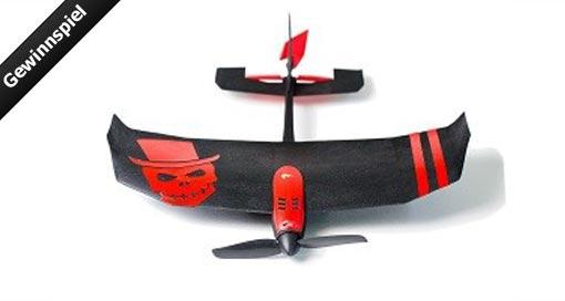 """Gaming-Drohne """"tobyrich.vegas"""" sucht Unterstützer bei Kickstarter (mit Gewinnspiel)"""