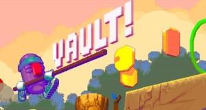 """Stabhochsprung-Plattformer """"Vault!"""" von Nitrome neu im AppStore"""